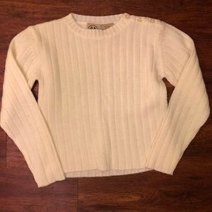 Cream Sweater!